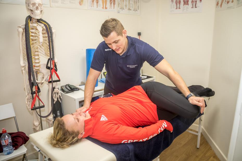 darren jettison wellbeing service: sports massage therapy