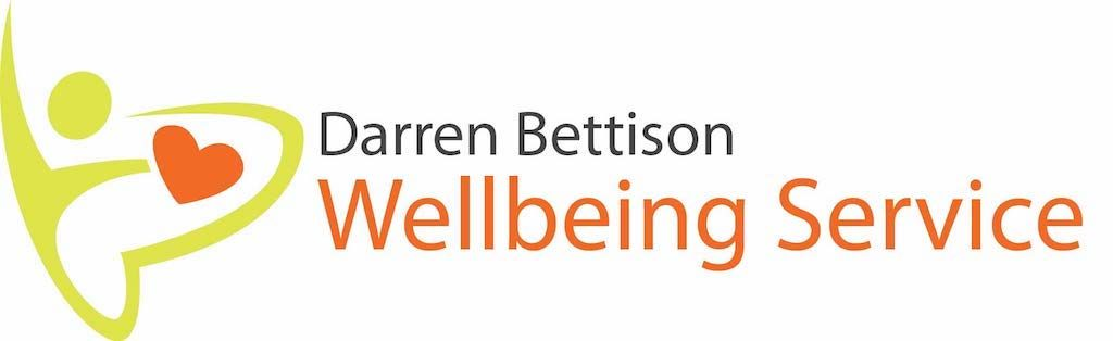 Darren Bettison Wellbeing Service Logo