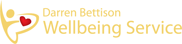 Darren Bettison Wellbeing Web Logo